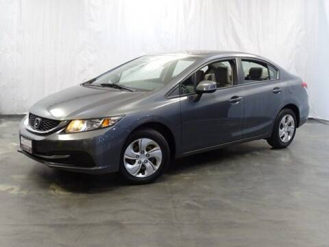 2013 Honda Civic for sale at United Auto Exchange in Addison IL