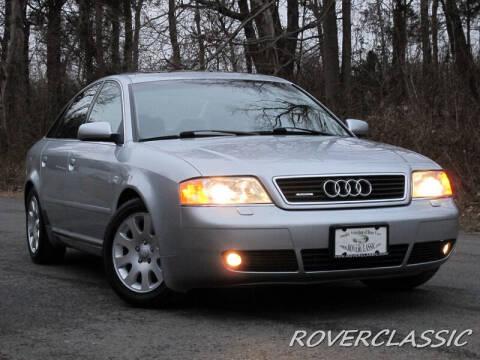 1999 Audi A6 for sale at Isuzu Classic in Cream Ridge NJ