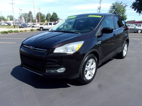 2013 Ford Escape for sale at Ideal Auto Sales, Inc. in Waukesha WI