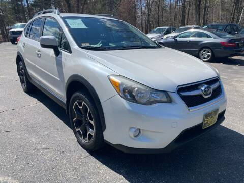 2013 Subaru XV Crosstrek for sale at Bladecki Auto LLC in Belmont NH