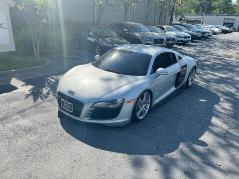 2008 Audi R8 for sale at Five Brothers Auto Sales in Roswell GA