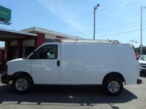 2012 GMC Savana Cargo for sale at Florida Suncoast Auto Brokers in Palm Harbor FL