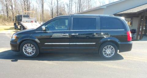 2011 Chrysler Town and Country for sale at KNOBEL AUTO SALES, LLC in Brookland AR
