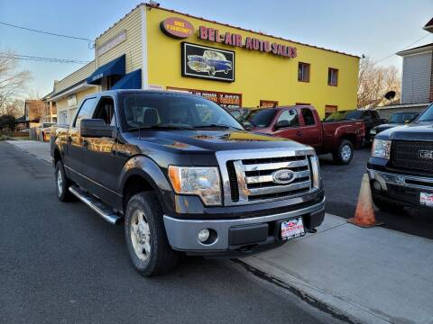 2011 Ford F-150 for sale at Bel Air Auto Sales in Milford CT