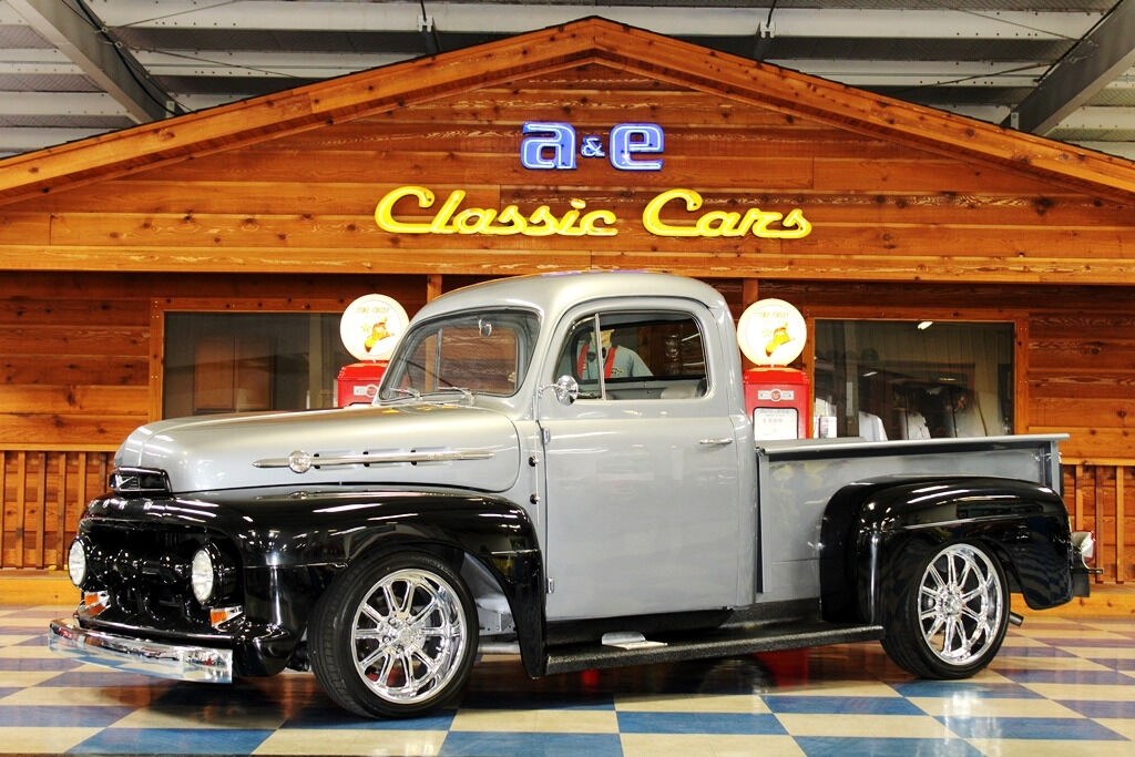 1951 Ford F-100 1
