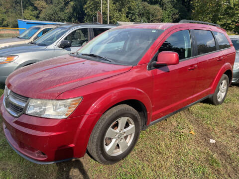 2010 Dodge Journey for sale at Trocci's Auto Sales in West Pittsburg PA