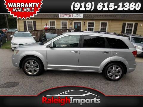 2009 Dodge Journey for sale at Raleigh Imports in Raleigh NC