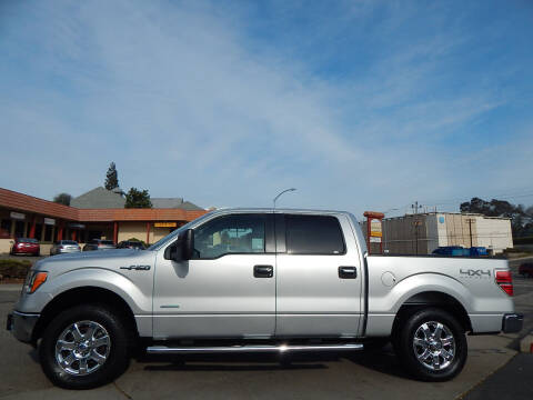 2013 Ford F-150 for sale at Direct Auto Outlet LLC in Fair Oaks CA