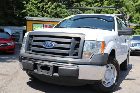 2011 Ford F-150 for sale at Go Auto Sales in Gainesville GA