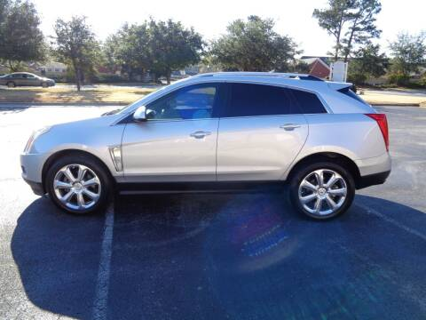 2015 Cadillac SRX for sale at BALKCUM AUTO INC in Wilmington NC