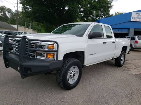 2016 Chevrolet Silverado 2500HD for sale at Capital Motors in Raleigh NC