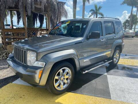 2012 Jeep Liberty for sale at D&S Auto Sales, Inc in Melbourne FL