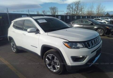 2020 Jeep Compass for sale at STS Automotive in Denver CO
