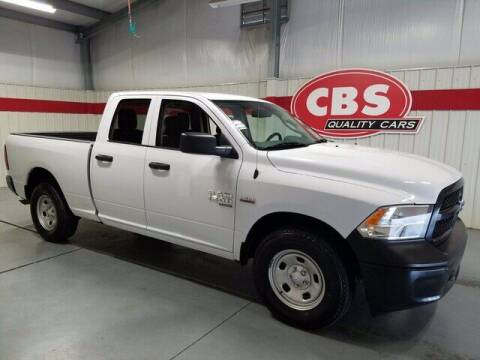 2019 RAM Ram Pickup 1500 Classic for sale at CBS Quality Cars in Durham NC