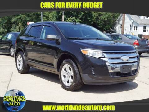 2013 Ford Edge for sale at Worldwide Auto in Hamilton NJ