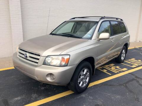 2005 Toyota Highlander for sale at Carland Auto Sales INC. in Portsmouth VA