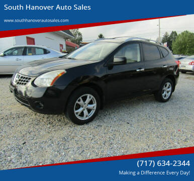 2010 Nissan Rogue for sale at South Hanover Auto Sales in Hanover PA