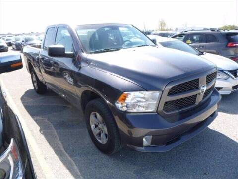 2017 RAM Ram Pickup 1500 for sale at Hickory Used Car Superstore in Hickory NC