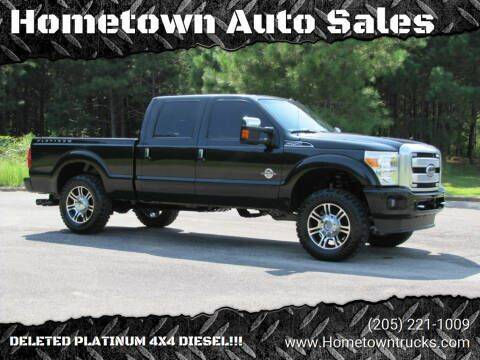 2015 Ford F-250 Super Duty for sale at Hometown Auto Sales - Trucks in Jasper AL