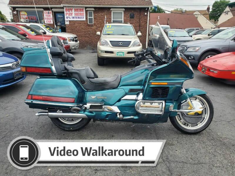 1996 Honda GOLDWING 1500 SE for sale at Kar Connection in Little Ferry NJ