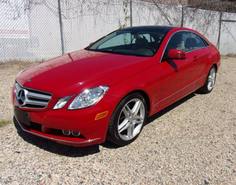2011 Mercedes-Benz E-Class for sale at Amazing Auto Center in Capitol Heights MD
