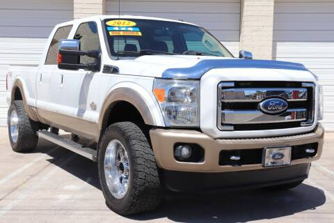 2012 Ford F-350 Super Duty for sale at MG Motors in Tucson AZ