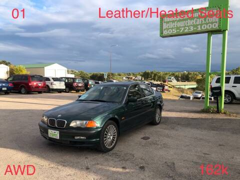 2001 BMW 3 Series for sale at Independent Auto in Belle Fourche SD