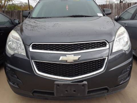 2010 Chevrolet Equinox for sale at Auto Haus Imports in Grand Prairie TX