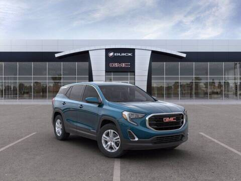 2020 GMC Terrain for sale at Everett Chevrolet Buick GMC in Hickory NC