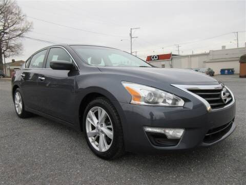 2013 Nissan Altima for sale at Cam Automotive LLC in Lancaster PA