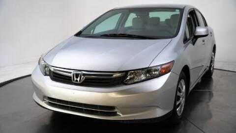 2012 Honda Civic for sale at AUTOMAXX MAIN in Orem UT