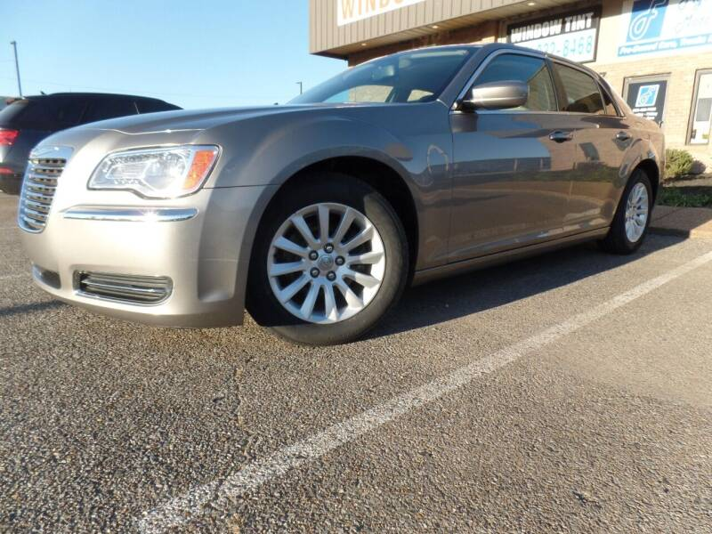 2014 Chrysler 300 for sale at Flywheel Motors, llc. in Olive Branch MS