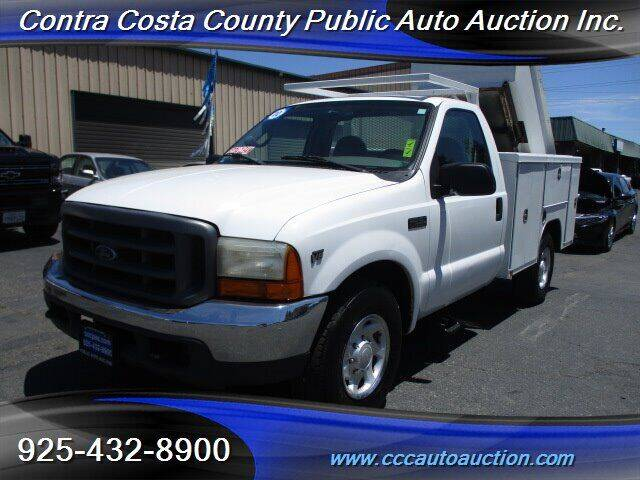 2000 Ford F-250 Super Duty for sale in Pittsburg, CA