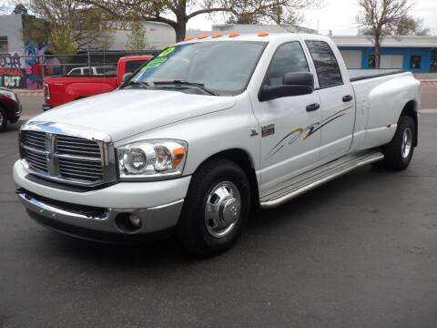 2009 Dodge Ram Pickup 3500 for sale at T & S Auto Brokers in Colorado Springs CO