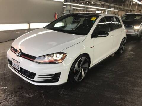 2016 Volkswagen Golf GTI for sale at San Jose Auto Outlet in San Jose CA