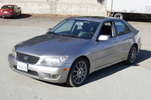 2004 Lexus IS 300 for sale at Sports Plus Motor Group LLC in Sunnyvale CA