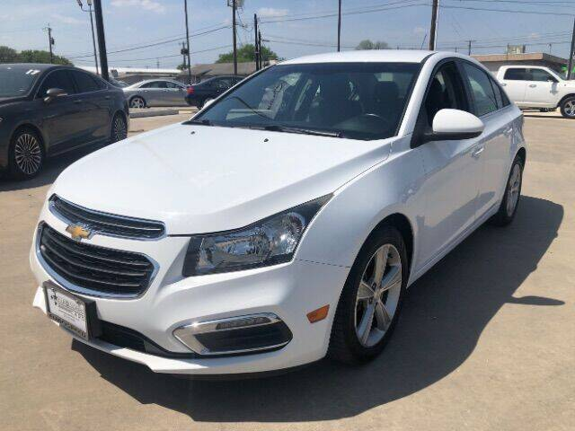 2016 Chevrolet Cruze Limited for sale at Eurospeed International in San Antonio TX