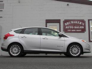 2014 Ford Focus for sale at Brubakers Auto Sales in Myerstown PA