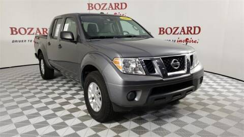 2017 Nissan Frontier for sale at BOZARD FORD in Saint Augustine FL