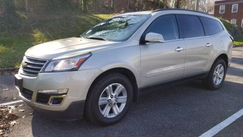 2013 Chevrolet Traverse for sale at Thompson Auto Sales Inc in Knoxville TN