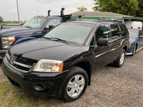 2008 Mitsubishi Endeavor for sale at Harbor Oaks Auto Sales in Port Orange FL