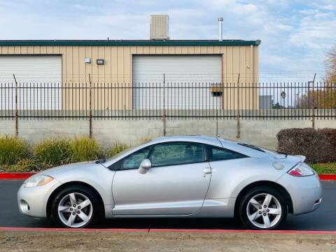 2007 Mitsubishi Eclipse for sale at United Star Motors in Sacramento CA