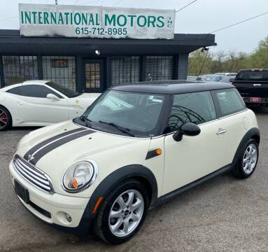 2010 MINI Cooper for sale at International Motors Inc. in Nashville TN