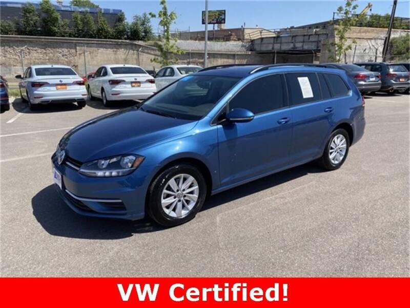 2019 Volkswagen Golf SportWagen for sale in Denver, CO