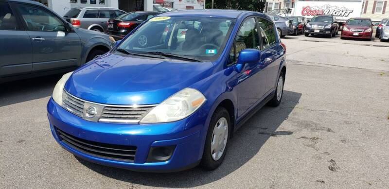 2009 Nissan Versa for sale at Union Street Auto in Manchester NH