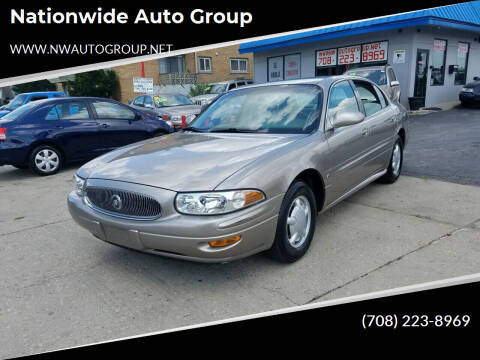 2000 Buick LeSabre for sale at Nationwide Auto Group in Melrose Park IL