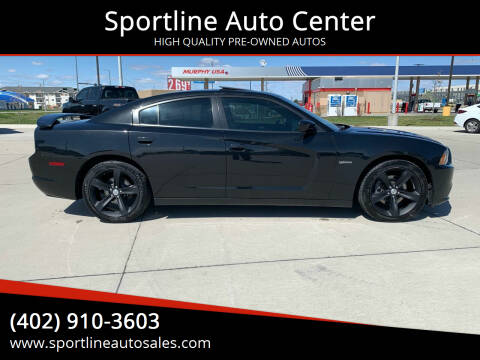 2014 Dodge Charger for sale at Sportline Auto Center in Columbus NE