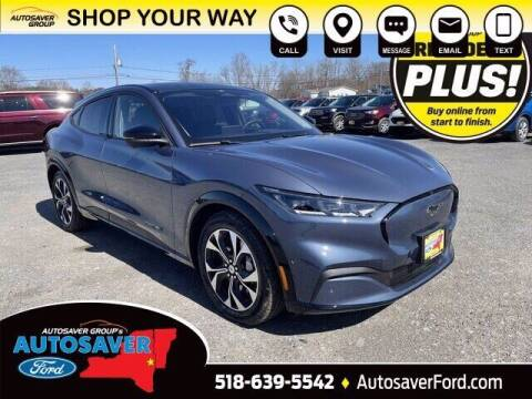 2021 Ford Mustang Mach-E for sale at Autosaver Ford in Comstock NY