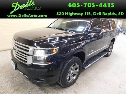 2015 Chevrolet Tahoe for sale at Dells Auto in Dell Rapids SD