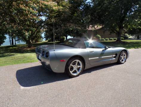 2004 Chevrolet Corvette for sale at Cambria Cars in Mooresville NC